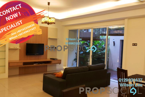 For Sale Terrace at Adiva, Desa ParkCity Freehold Fully Furnished 5R/5B 2.4m
