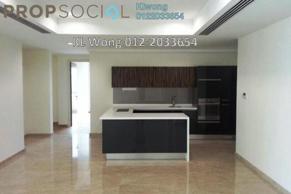 For Rent Condominium at 28 Mont Kiara, Mont Kiara Freehold Semi Furnished 3R/5B 7.5k