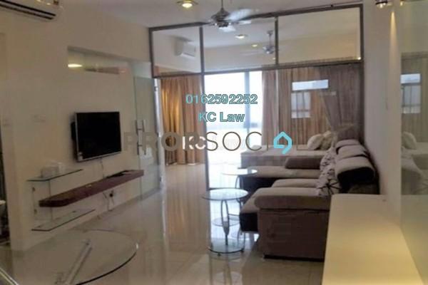 For Rent Condominium at Latitud 3, Petaling Jaya Freehold Fully Furnished 1R/2B 2k