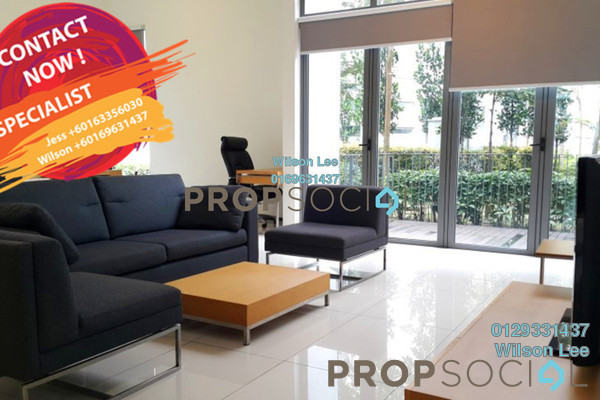 For Sale Terrace at The Breezeway, Desa ParkCity Freehold Fully Furnished 5R/6B 2.99m