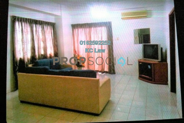 For Rent Condominium at Ridzuan Condominium, Bandar Sunway Freehold Fully Furnished 2R/2B 1.2k