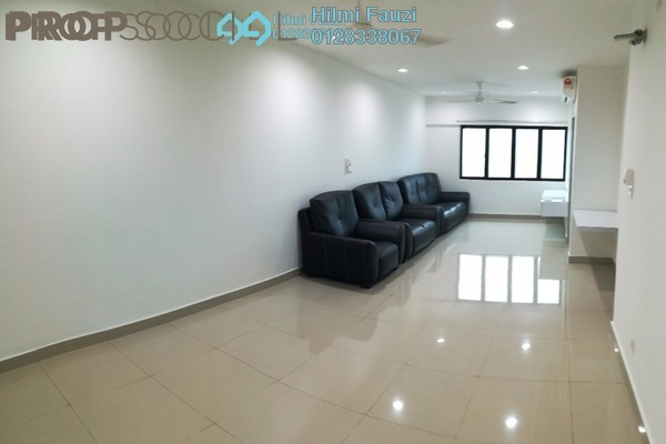 For Rent Serviced Residence at Hedgeford 10 Residences, Wangsa Maju Freehold Semi Furnished 1R/1B 1.6k