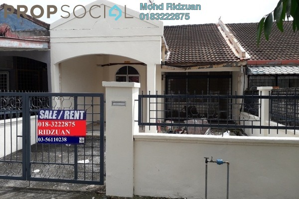 For Sale Terrace at Desa Cempaka, Nilai Freehold Unfurnished 3R/2B 310k