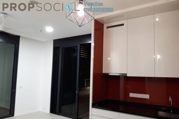 For Sale SoHo/Studio at Arcoris, Mont Kiara Freehold Semi Furnished 2R/1B 1.1m