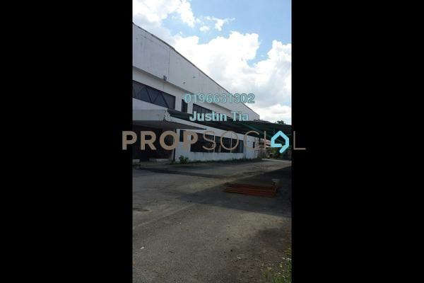 For Sale Factory at Kawasan Perindustrian Balakong, Balakong Freehold Semi Furnished 0R/0B 22m