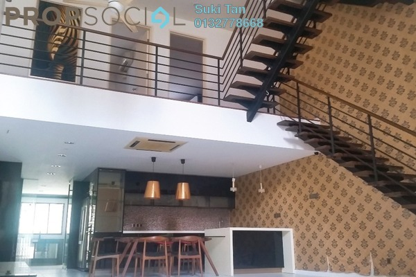 For Sale Terrace at Lake Fields, Sungai Besi Freehold Semi Furnished 5R/4B 1.27m