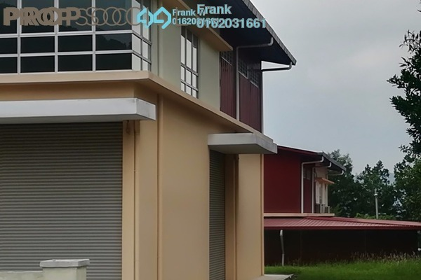 For Sale Factory at Rawang Perdana 1, Rawang Freehold Unfurnished 0R/0B 2.25m