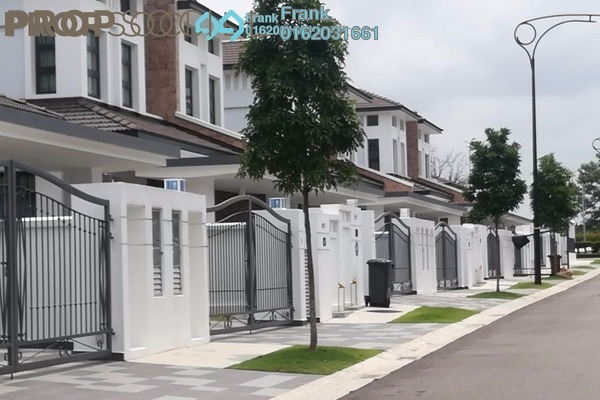 For Sale Semi-Detached at Eco Botanic, Skudai Freehold Unfurnished 5R/4B 930k