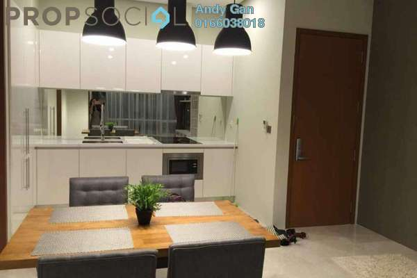 For Rent Serviced Residence at Soho Suites, KLCC Freehold Fully Furnished 1R/1B 3k