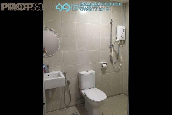 For Sale Serviced Residence at Suria Jelutong, Bukit Jelutong Freehold Semi Furnished 2R/2B 539k