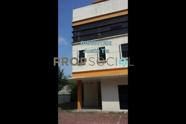 For Rent Factory at Section 51, Petaling Jaya Freehold Semi Furnished 0R/0B 32k