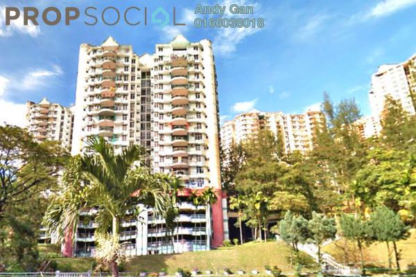For Sale Condominium at Venice Hill, Batu 9 Cheras Freehold Semi Furnished 3R/2B 220k