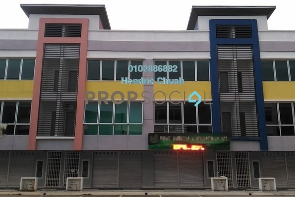 For Rent Shop at Kampung Gelam, Port Dickson Freehold Unfurnished 1R/1B 700translationmissing:en.pricing.unit