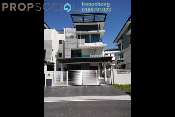 For Sale Semi-Detached at Alamaia Homes, Kota Kemuning Freehold Unfurnished 6R/6B 2.27m