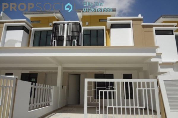 For Rent Terrace at Maranta, Setia Alam Freehold Fully Furnished 4R/4B 2.3k