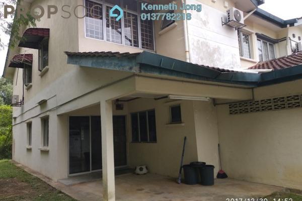 For Sale Townhouse at Sungai Congkak, Bukit Rimau Freehold Unfurnished 3R/2B 560k