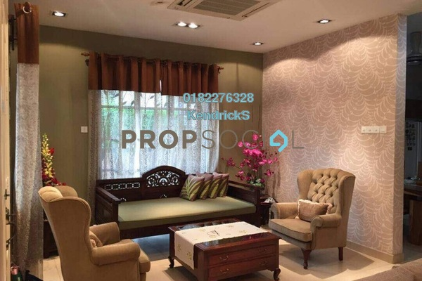 For Sale Semi-Detached at Section 13, Shah Alam Leasehold Fully Furnished 5R/4B 1.28m