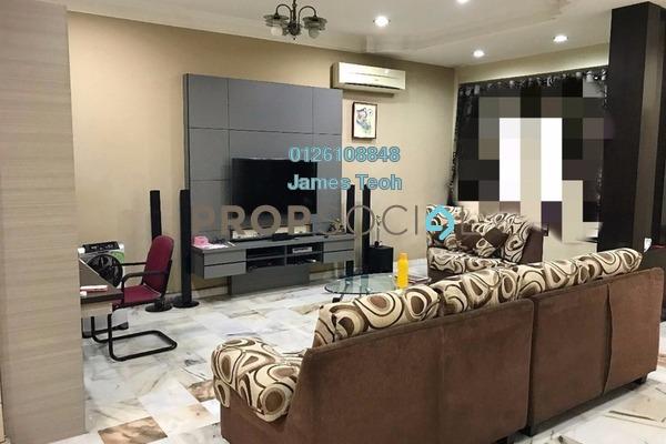 For Sale Terrace at Taman Menara Maju, Klang Freehold Semi Furnished 3R/3B 530k