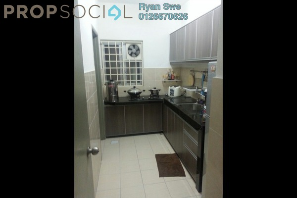 For Sale Apartment at Suria KiPark Damansara, Kepong Freehold Semi Furnished 3R/2B 338k