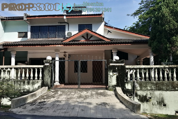 For Sale Terrace at Section 11, Shah Alam Leasehold Semi Furnished 5R/4B 1m