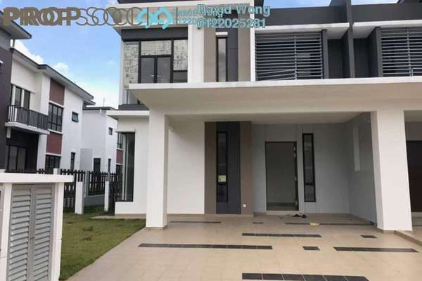 For Rent Semi-Detached at Setia EcoHill, Semenyih Freehold Unfurnished 4R/5B 1.5k