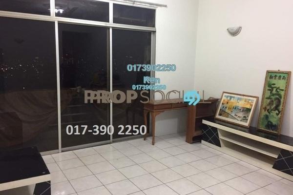 For Sale Condominium at Impian Heights, Bandar Puchong Jaya Freehold Semi Furnished 3R/2B 400k