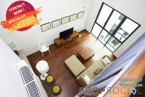 For Rent Terrace at Casaman, Desa ParkCity Freehold Fully Furnished 5R/6B 10k