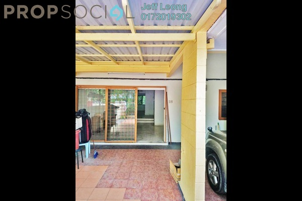 For Rent Terrace at SS18, Subang Jaya Freehold Semi Furnished 3R/2B 1.6k
