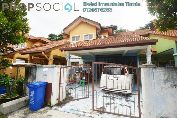 For Sale Terrace at Taman Harmoni Utama, Shah Alam Freehold Unfurnished 4R/3B 360k