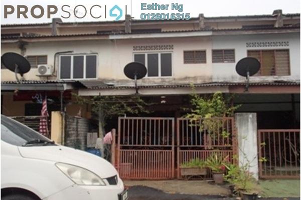 For Sale Terrace at Taman Sri Muda, Shah Alam Freehold Unfurnished 2R/2B 230k