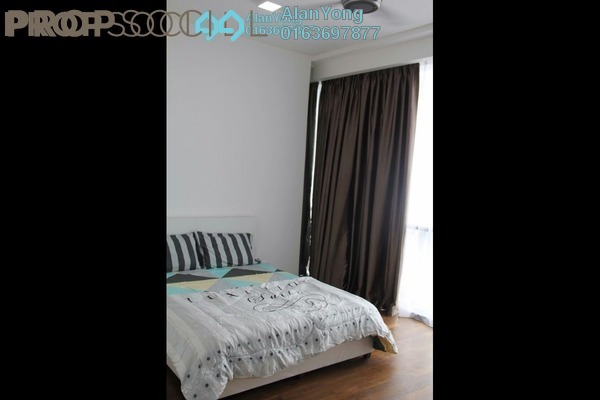 For Rent Condominium at The Capers, Sentul Freehold Fully Furnished 2R/2B 2.1k