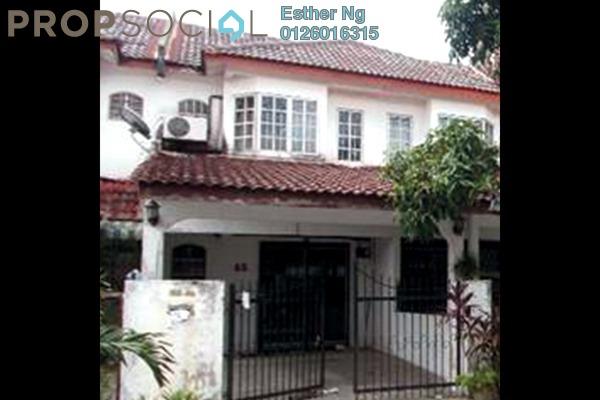 For Sale Terrace at Taman Sri Gombak, Batu Caves Freehold Unfurnished 0R/0B 315k
