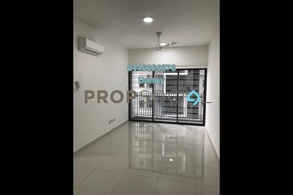 For Rent Condominium at Seasons Garden Residences, Wangsa Maju Freehold Unfurnished 3R/2B 1.4k