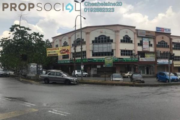 For Rent Shop at Seri Kembangan Apartment, Bukit Beruntung Freehold Unfurnished 0R/1B 17k