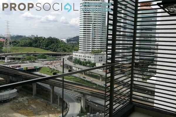 For Rent Condominium at South View, Bangsar South Freehold Fully Furnished 1R/2B 2.3k