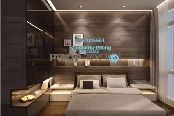 For Sale Condominium at H2O Residences, Ara Damansara Freehold Semi Furnished 3R/2B 588k
