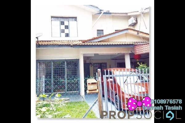 For Sale Terrace at Taman Bersatu, Rawang Leasehold Unfurnished 4R/3B 390k