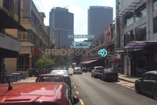 For Sale Shop at SS6, Kelana Jaya Freehold Semi Furnished 4R/3B 1.9m