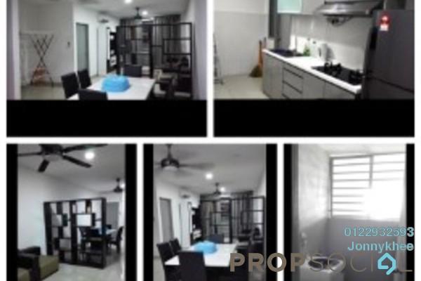 For Sale Condominium at 228 Selayang Condominium, Selayang Freehold Semi Furnished 3R/2B 435k