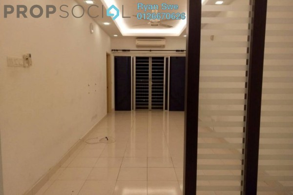 For Sale Condominium at Symphony Heights, Selayang Freehold Semi Furnished 3R/2B 400k