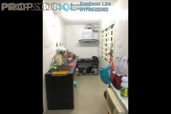 For Sale Terrace at Taman Ehsan, Kepong Freehold Semi Furnished 3R/2B 538k