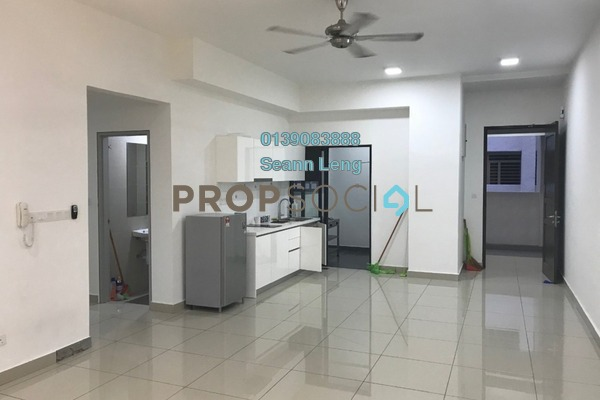 For Rent Condominium at Glomac Centro, Bandar Utama Freehold Semi Furnished 3R/2B 2k