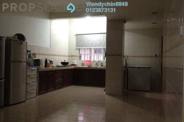 For Sale Terrace at BP10, Bandar Bukit Puchong Freehold Semi Furnished 4R/3B 650k