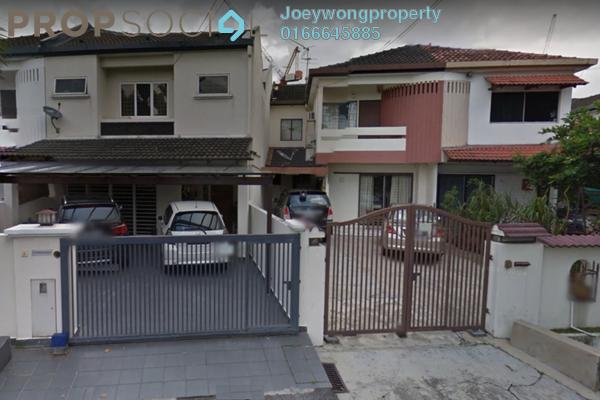 For Sale Terrace at SS22, Damansara Jaya Freehold Unfurnished 4R/3B 1.35m
