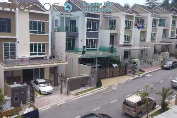 For Sale Terrace at One Sierra, Selayang Freehold Semi Furnished 5R/5B 1.18m