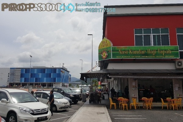 For Rent Shop at Garden City Homes, Seremban 2 Freehold Unfurnished 4R/2B 1.3k