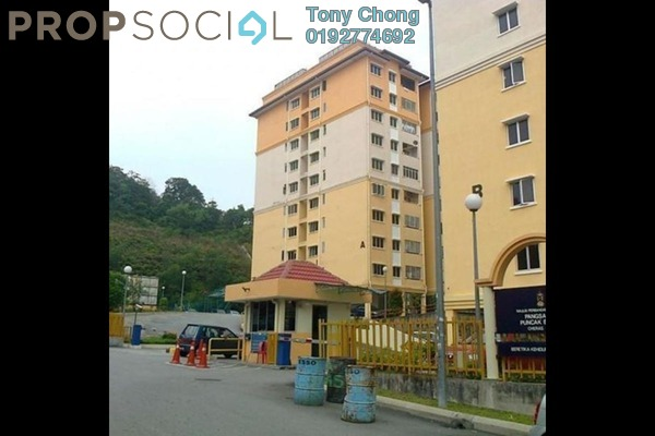 For Rent Apartment at Puncak Baiduri, Cheras South Freehold Semi Furnished 3R/2B 900translationmissing:en.pricing.unit