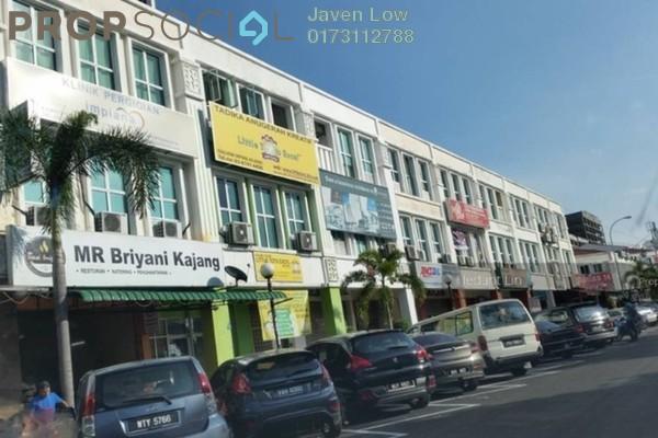 For Rent Shop at Saujana Impian, Kajang Freehold Semi Furnished 0R/2B 4k