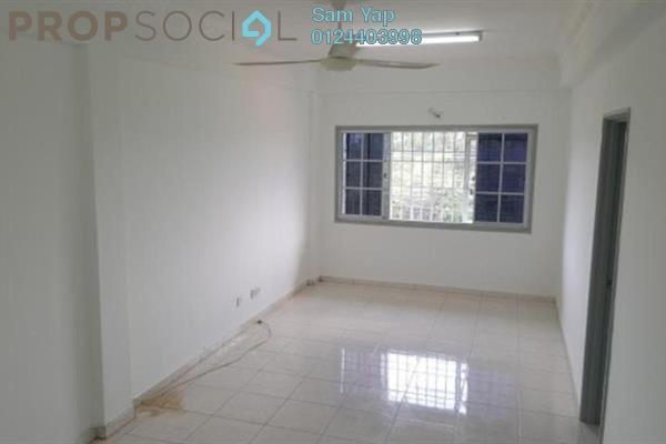For Rent Serviced Residence at Taman Bukit Segar, Cheras Freehold Unfurnished 3R/1B 850translationmissing:en.pricing.unit