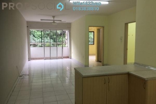 For Sale Apartment at Flora Damansara, Damansara Perdana Leasehold Semi Furnished 3R/2B 180k